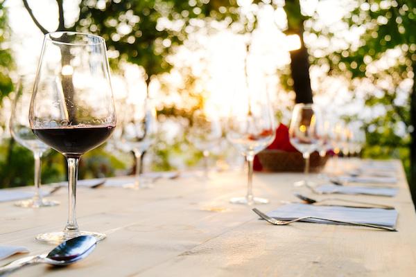 smart city wine table