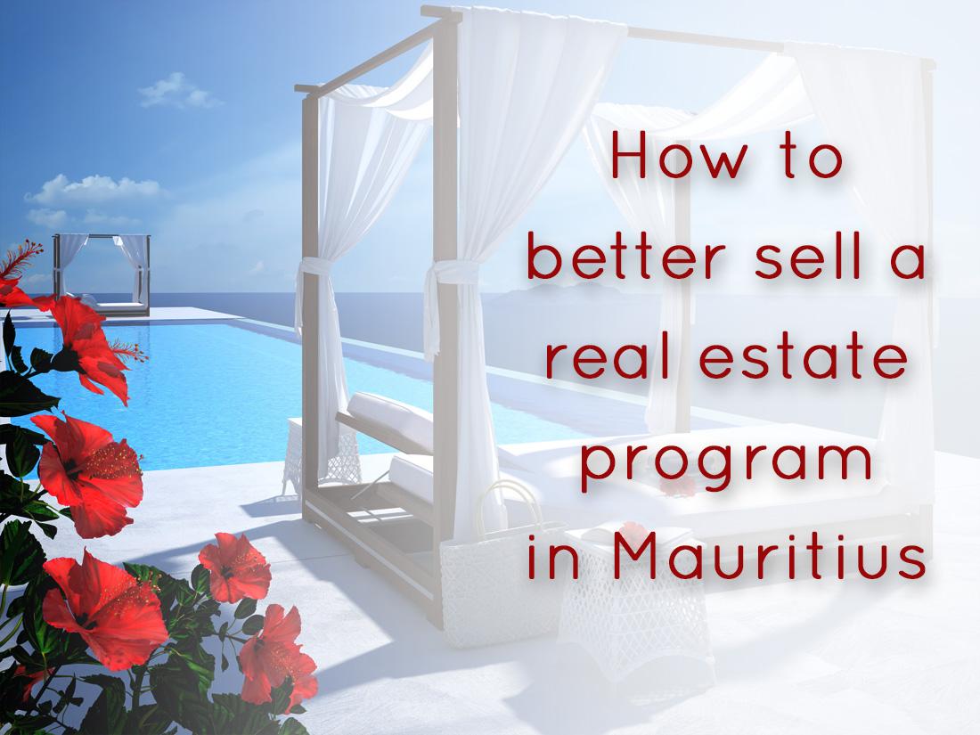 real estate program cover